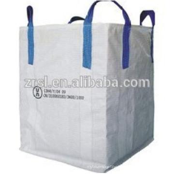 Top skirt PP big bag for sand use