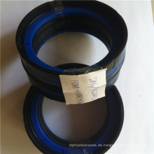 Das / Kdas Kombinationsdichtung PU-Material Hydraulische Kolbenöldichtung