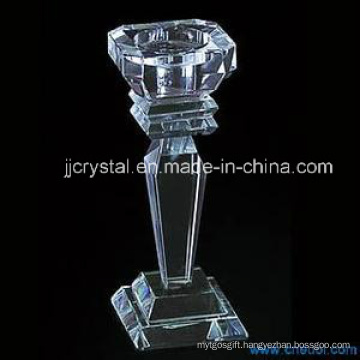 Crystal Candlestick for Home or Wedding Decoration