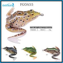 Multi Color Vavid Frog Lure