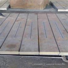 Kathodenstahl-Flachstab-Einsatz für Aluminium-Elektrolyt