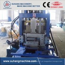 Máquina formadora de rolos C / Z automática
