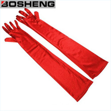 Women′s 22 Inch Classic Adult Size Opera Length Fabric Gloves