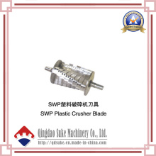 Swp Plastic Crusher Blade with CE Certified
