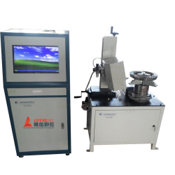 Three-axis Rotating Circular Metal Marking Machine