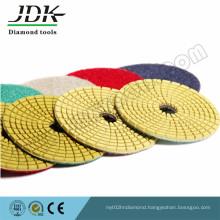 Good Flexibility Diamond Polishing Pads (JMP022)