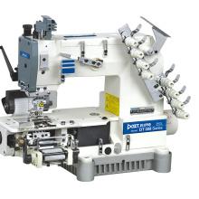DT008-04085P / VWL 4 Calças de fixação elásticas de inserção de agulha que fazem a máquina