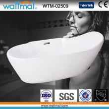Banheira autônoma acrílica de alta qualidade do projeto especial