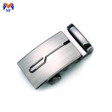 Metal belt buckle alloy engraving for straps