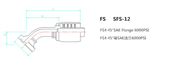 Split Flange Fitting Core Used For Komatsu Machine