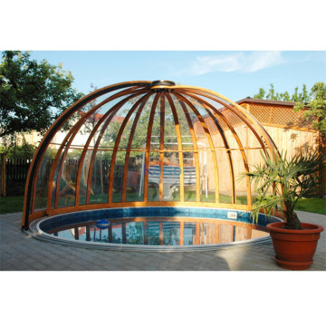 Whirlpool Cedar Round Covers Spa-Pool