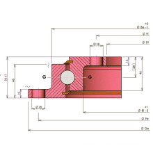 Rollix Light Тип Фланец Поворотное кольцо 23 0641 01