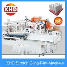 LLDPE Stretch Wrap Film / Dois ou três co-extrusão camada elenco filme máquina