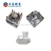 China Goods Wholesale Plastic Bucket Mould Bucket Plastic Mould