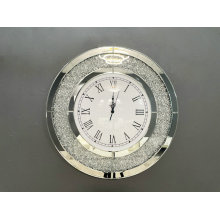 Mirrored Decor Creative Morden wall Clock