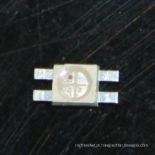 O diodo emissor de luz customizável do RGB SMD perla o suporte anti-vara 6028