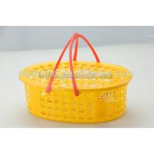 OEM дизайн пластиковые инъекции плесень для фруктов используется фабрика Цена