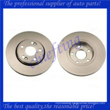 MDC778 DF4164 7701206198 high performance rotors for renault espace