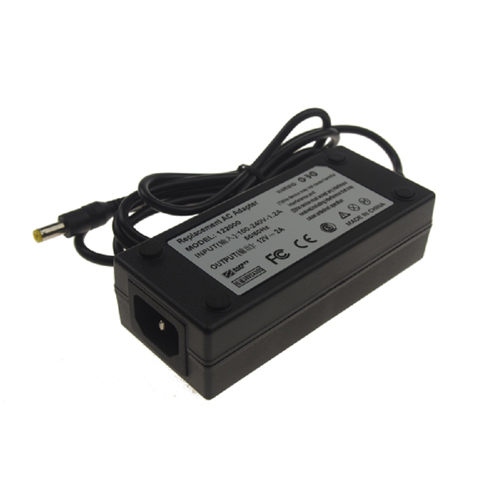 12V 2A led power adapter