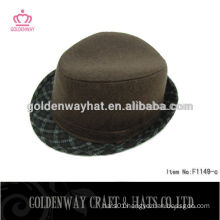 High Quality Trilby Fedora Hats for men