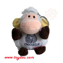 Plush Promotion Sheep Key Ring