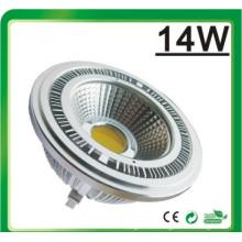 LED luz LED regulable AR111 LED bombilla LED iluminación