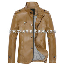 14PUJ8003 men pu jacket