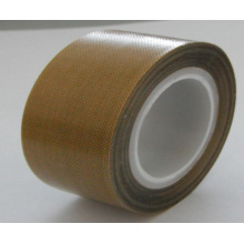 PTFE Tape Teflon Tape Fiberglass Adhesive Tape for Hot Sealing 0.13mm