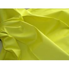Tissu de peau de pêche unie Fibre Micro