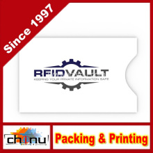 RFID Blocking Sleeves - RFID Sleeve Set (12 RFID Credit Card Protector & 2 Passport RFID Sleeves) (420004-6)