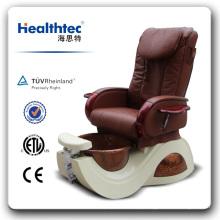 Cadeira durável luxuosa por atacado da beleza da fábrica com pés SPA (A201-2601)