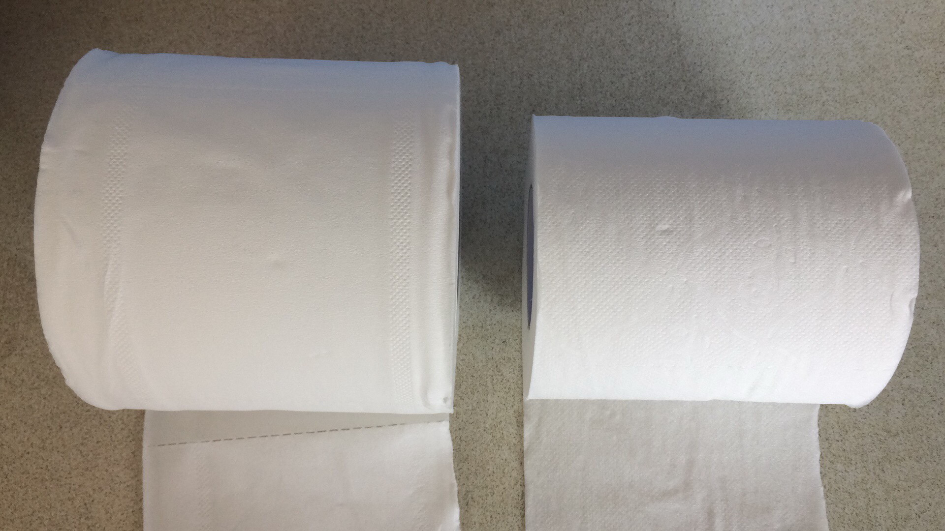 Bathroom Tissue Roll