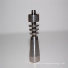 Clous en titane Dominum 10mm pour fumer personnes universelles (ES-TN-048)