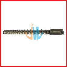 Barril de tornillo de caucho de silicona para máquina de caucho