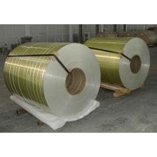 Prepainted Aluminium/Aluminum Coil with High Reflectivity