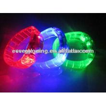 LED rainbow bracelet HOT sell 2017