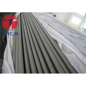 Seamless Cold Drawn High Pressure Fuel Injection Tube