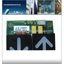 Schindler parts d'ascenseur ID.NR.51918047 table de pc d'ascenseur