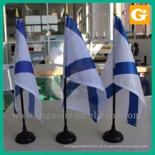 Fábrica de fornecedor de poliéster bangladesh tabela bandeira