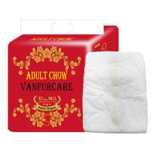 Couches pour adultes avec ruban à boucles en nylon