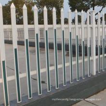 horizontal aluminum fence white picket fence