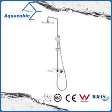 Thermostatic High Quality Shower Panel with Stainless Steel Tube