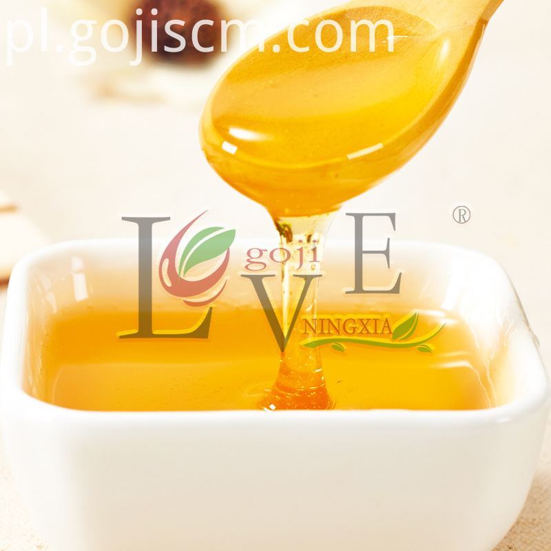 Love Goji Natural Goji Honey
