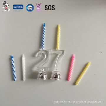 China Professional Personalized Eco-Friendly Raw Material Beer Birthday Candles