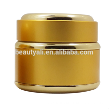 IN STOCK! Plastic Cosmetic Aluminium Jars