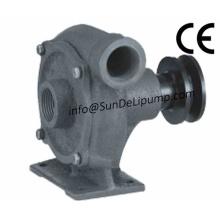 Pompe à eau centrifuge Cast Iron Marine mer pour le refroidissement de moteur Diesel marin