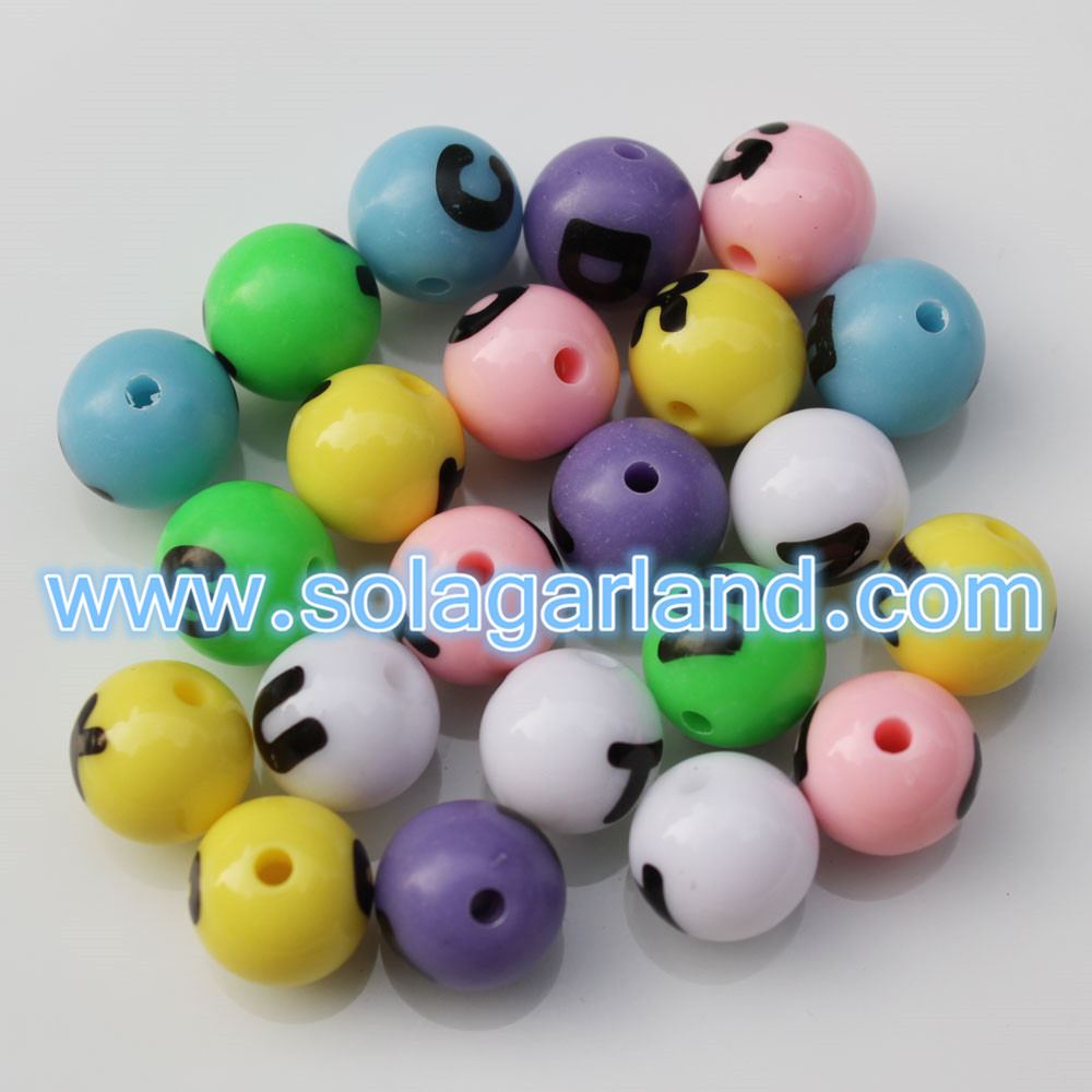 Smilling Face Beads For Jewelry Making