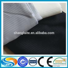 Tissu entrelacé en polyester poli polyester 35cotton 115gsm