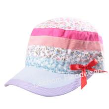 (LM15019) New Fashion Lady Popular Army Cap
