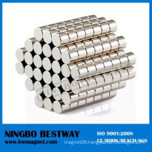 D70 Disc Cylinder Magnet Neodymium